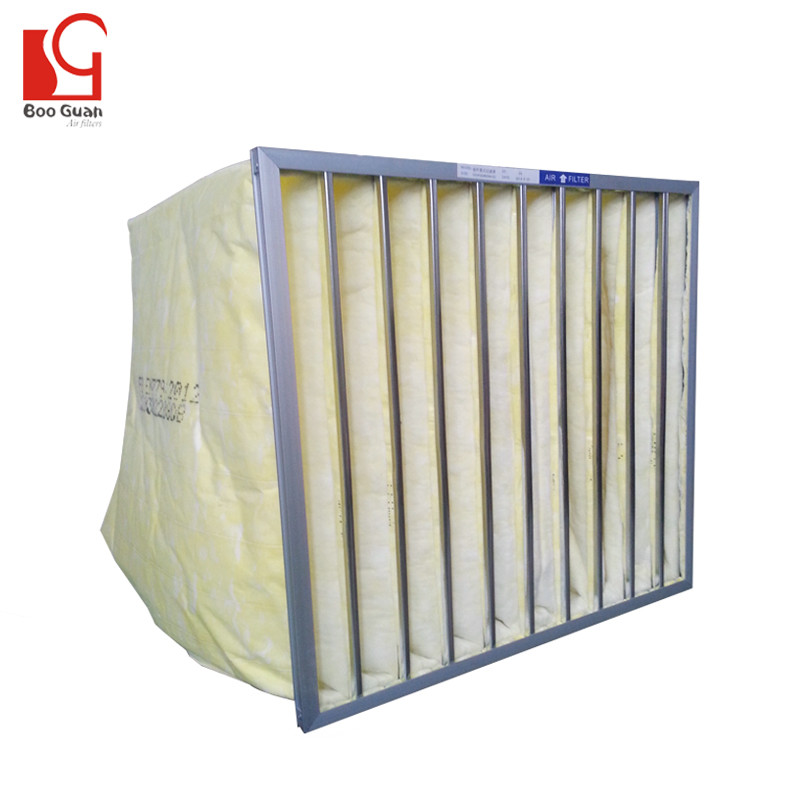Glass Fiber Bag Filters BBM211