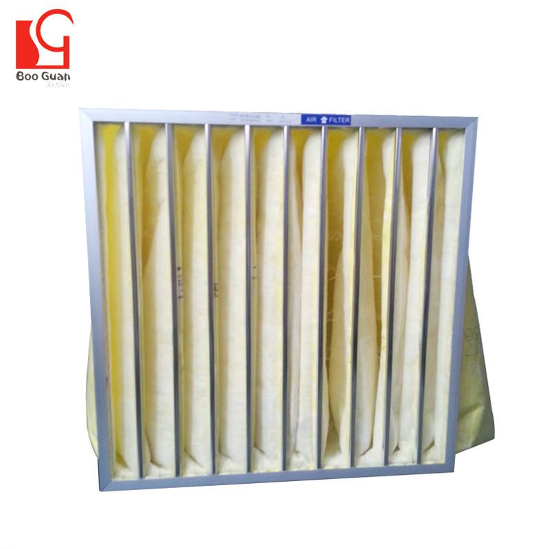 Glass Fiber Bag Filters BBM201