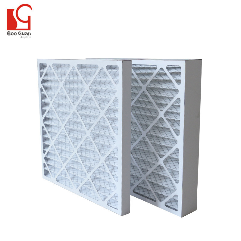 Primary-efficiency Panel FIlters BPP105