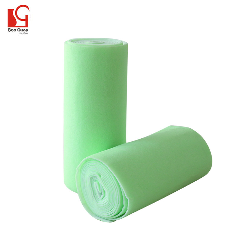 Coarse Filters Cotton Media Rolls BGP200