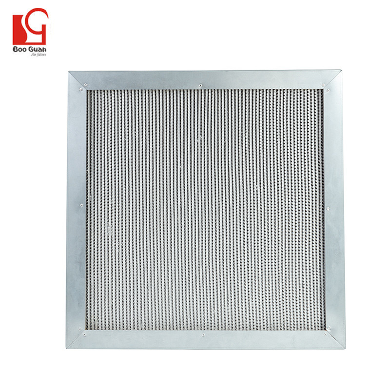 High Efficiency Air Filter-Deep Pleat Type BTH302