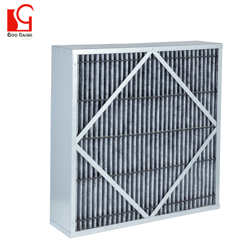 Box Type Activated Carbon Filters BACB504