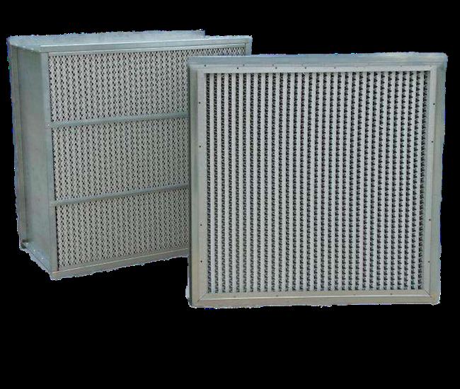 BTH301 High Efficiency Air Filter-Deep Pleat Type